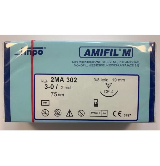 Szwy chirurgiczne Amifil 2MA 302