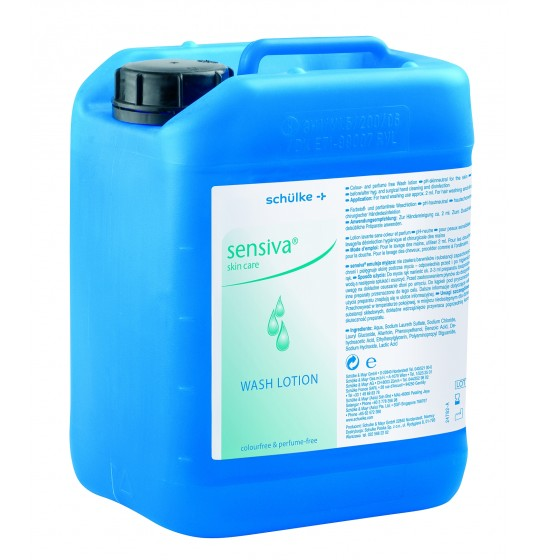 Sensiva wash lotion 5 ltr