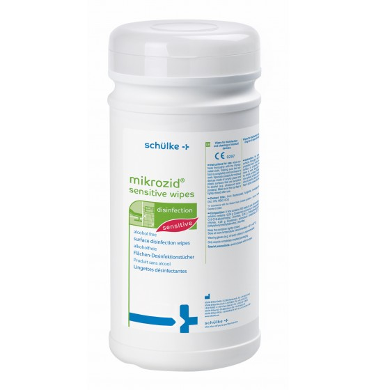mikrozid® sensitive wipes. Disinfection Alcohol-free wipes