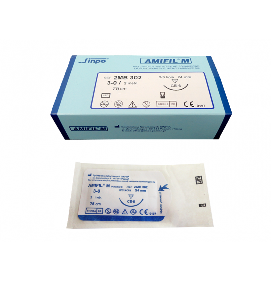 AMIFIL® M surgical sutures...