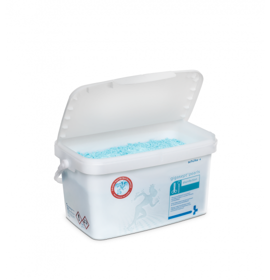 gigasept pearls 6kg Active oxygen cleaning