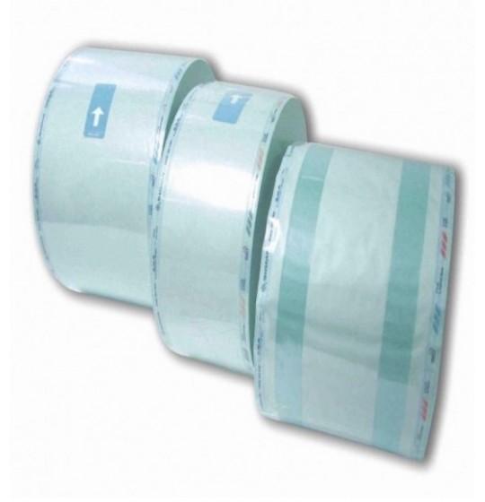 Paper-foil sterilization sleeve