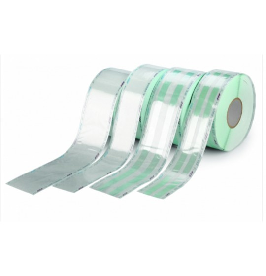MEDIROLL paper laminated rolls gusseted sleeve