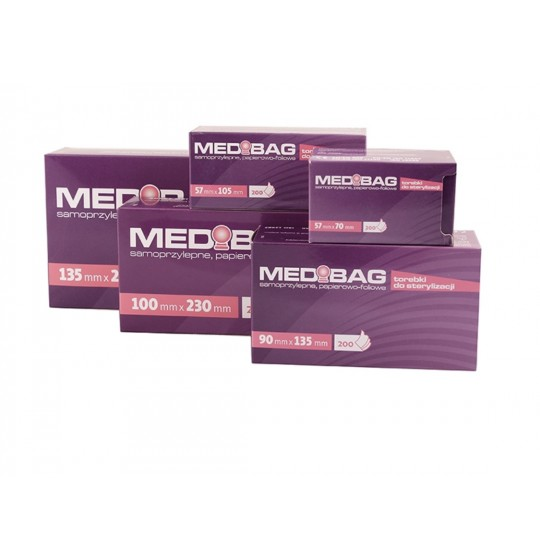MEDIBAG Self-adhesive sterilization bags