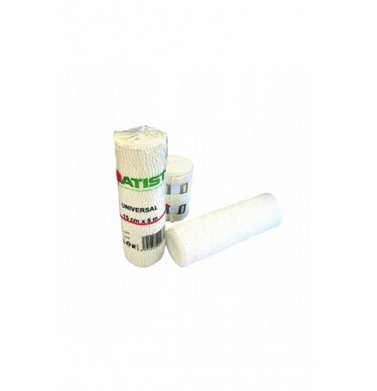 UNIVERSAL elastic bandage with clips
