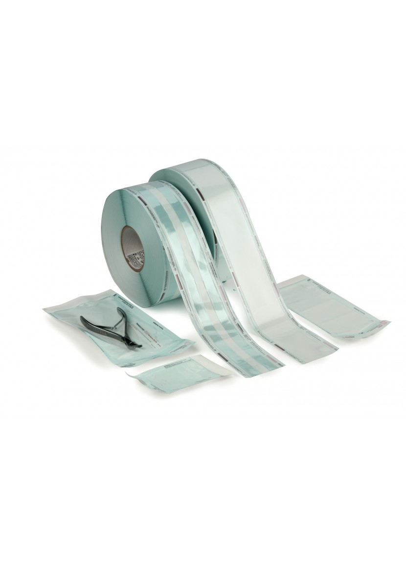 Paper-foil sterilization sleeve MEDIROLL
