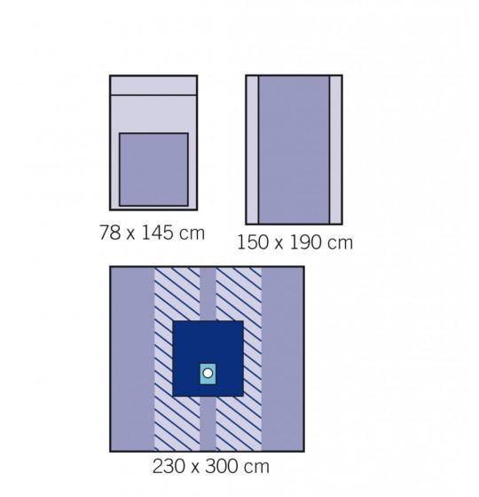 Zestaw ręka/ noga 1232-02