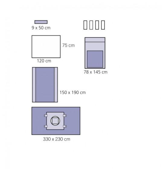 C-section set 1261-01