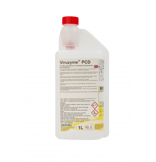 VIRUZYME PCD disinfection concentrate