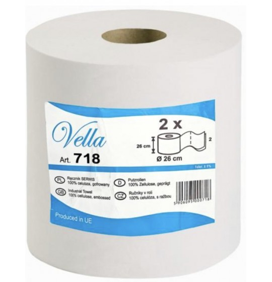 Ręcznik Serwis Vella 2w-220m
