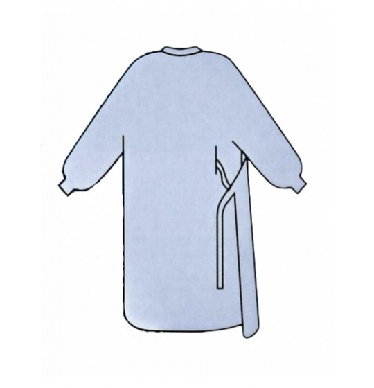 Standard surgical gown L size