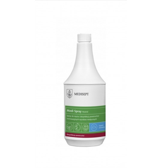 Velox Spray 1L for quick cleaning. Stokmed Poznan