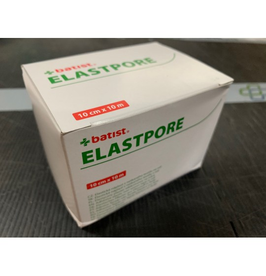 Non-woven ELASTPORE surgical adhesive