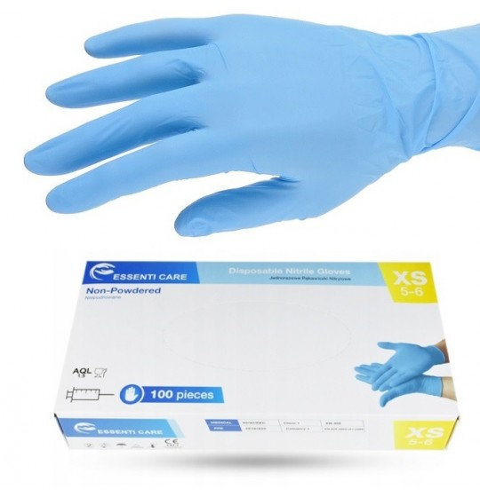 Nitrile gloves Maxsafe