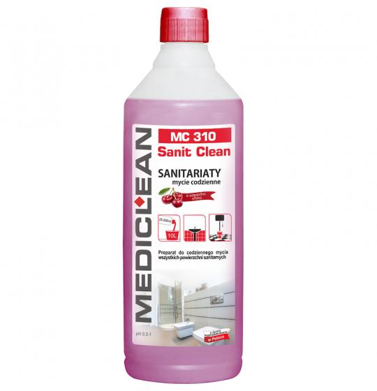 Mediclean 310 Sanit Clean