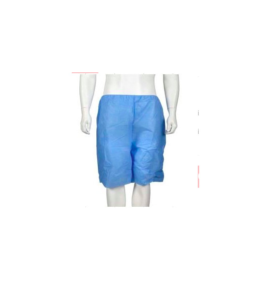 Colonoscopy disposable shorts