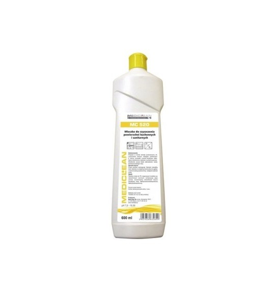 Mediclean MC 520 600ml cleaning milk
