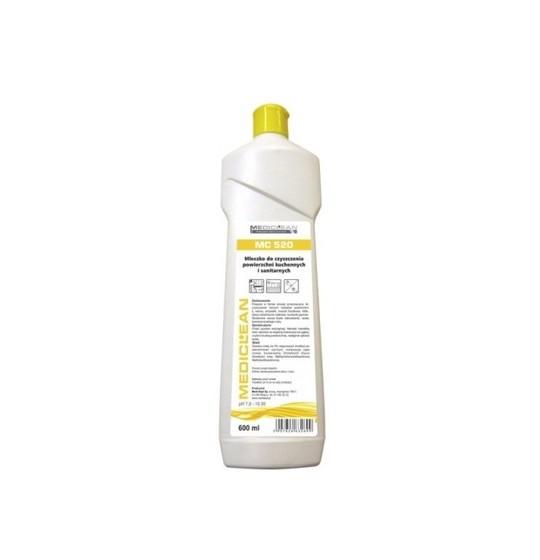 Mediclean 520 600ml mleczko do czyszczenia